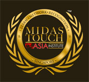 Midas Touch Asia Enterprise Award